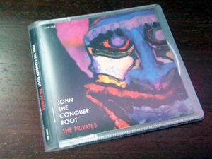 JOHN THE CONQUER ROOT